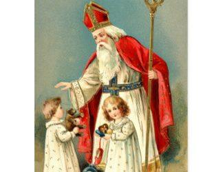 St. Nicholas Story Time