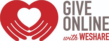We share logo